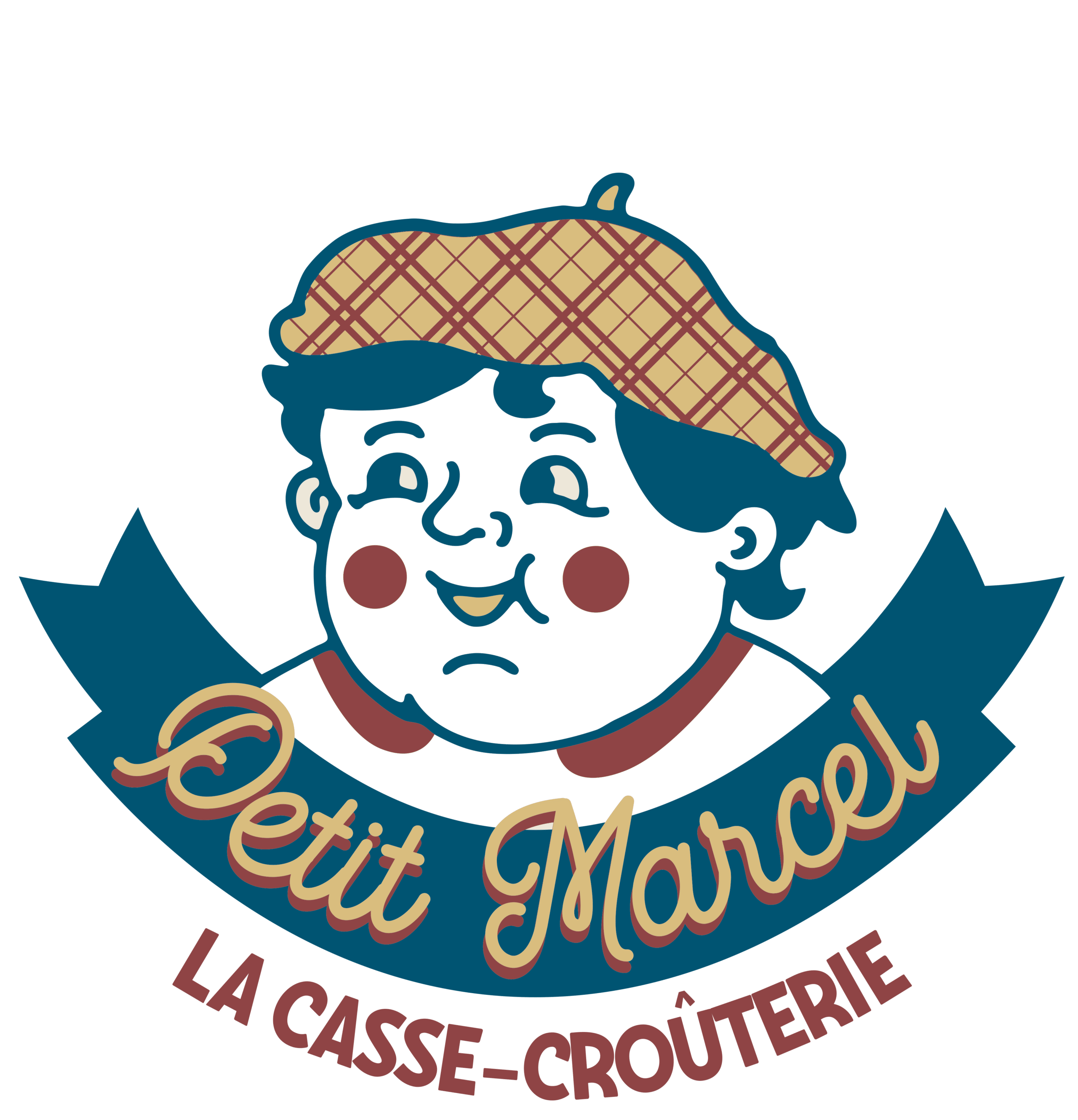 logo petit marcel restaurant mulhouse